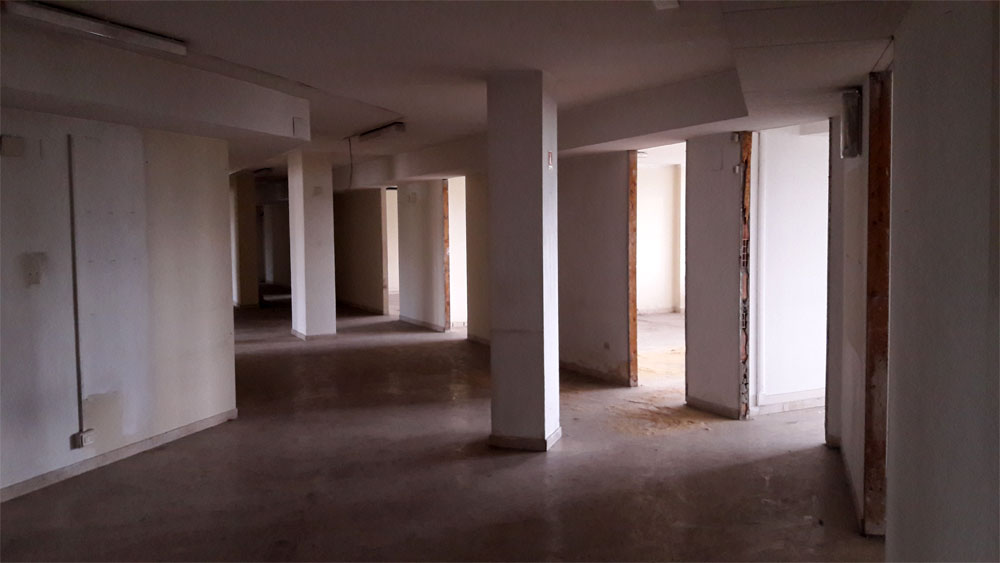 Ufficio – Scala N – Piano 3 – 815 mq